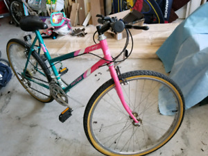 Adult ladies bike for sale