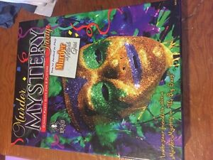 Murder Mystery & Mystery Puzzles