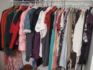 WIDE VARIETY of Women's Clothing