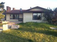 3 Bedrooms, 2.5 bath clean house for rent, 2 block from C- train