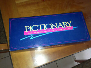 Pictionary 1st/2nd Ed,Pictionary Junior, Updated for90's Edition London Ontario image 5