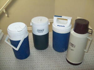 Camping Beverage Containers