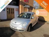 2007 Volkswagen Beetle 1.6 Luna Manual Hatchback in Silver For Sale