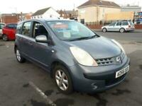 2006 Nissan Note 1.6 SE Automatic 5-Door From £2,695 + Retail Package MPV Petrol