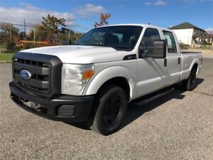 2011 Ford F-250 XL|Crew Cab|Accident Free|