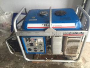 Generatrice Yamaha 5000VE