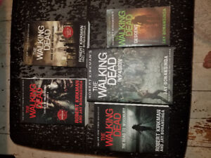 Walking Dead Novel Collection
