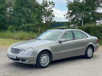 2004 Mercedes-Benz E Class E320 CDI Elegance 4dr Tip Auto SALOON Diesel Automati