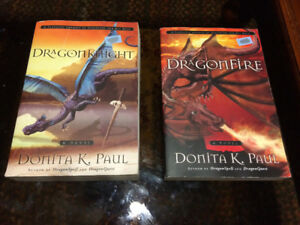 DragonFire and DragonKnight Books