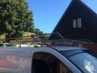 Rhino Roof Rack Traffic Vivaro Primaster