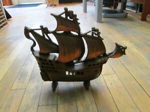 *On Sale Now - 50% OFF* Metal Nautical Sail Ship Light Peterborough Peterborough Area image 1