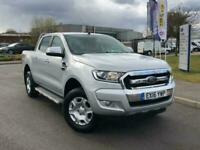 2016 Ford Ranger 4x4 D/Cab 2.2 Tdci Limited 160PS Double Cab Pick-up Diesel Manu