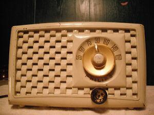 TUBE RADIOS (WORKING CONDITON)