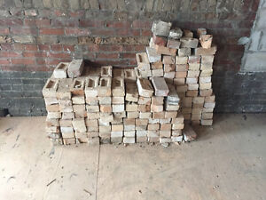 Reclaimed Brick For Sale in Cambridge ON