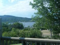 Quispamsis - Executive 3-bedrooms townhouse with water view