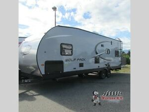 2017 Forest River RV Cherokee Wolf Pack 24PACK14