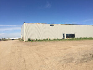 North Corman Industrial Park - Warehouse/Shop for Lease