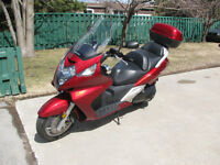 Maxi scooter Honda FSC600ABS  Silverwing