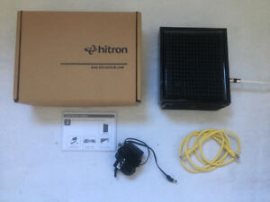 Hitron CDA3 TPIA Certified Cable Modem