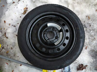 Ford Focus 2001 Spare tire  Originally From ford focus SE 2001