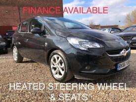 2016 Vauxhall Corsa 1.4 i ecoFLEX Energy Hatchback 5dr Petrol Manual (a/c)