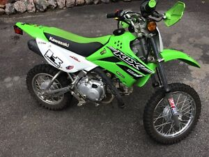 KXL 110 l dirt bike
