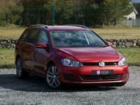 2014 Volkswagen Golf Estate 2.0 TDI BlueMotion Tech SE, Manual Estate Diesel Man