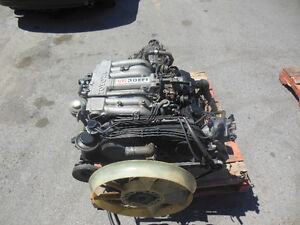 89-95 TOYOTA 4RUNNER T100 3.0L V6 ENGINE AUTO 4X4 TRANS