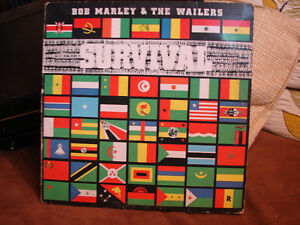 "Bob Marley & the Wailers ""Survival"""