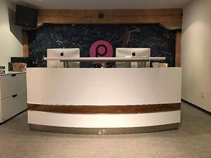 Brand New Reception Desk For Sale