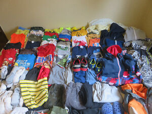 BOY CLOTHES size 7-10  Price reduced