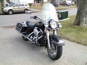 2007 Harley-Davidson Road King Factory 103 powerhouse