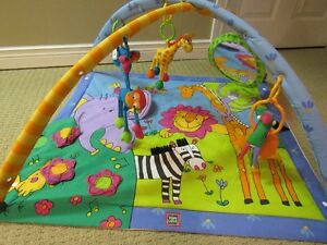 Activity Mat - Lights and Music
