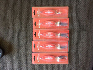 Old Milwaukee fishing lures
