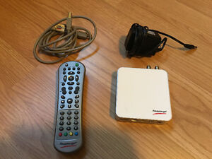 Hauppauge WinTv HVR 1950 Tuner/Recorder and Remote