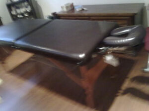 Table de massage''MASTER''