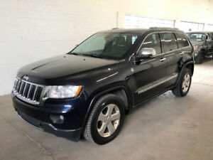 JEEP GRAND CHEROKEE LIMITED 2011 AWD CUIR NAV PANO 5.7 HEMI