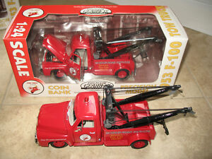 NEW IN BOX***1953 F-100 Gearbox Truck Bank USA made