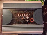 JBL GTO 600W amp