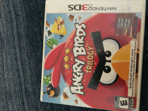 Angry Bird Trilogy 3ds