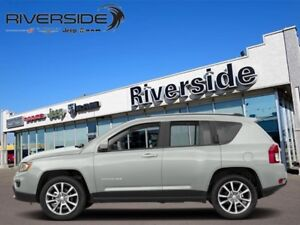 2017 Jeep Compass High Altitude  - $142.97 B/W