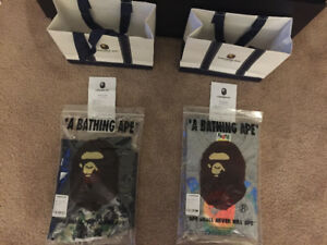 Bape Tees for Sale | Size M