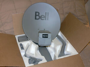 BELL HD  SATELLITE DISH