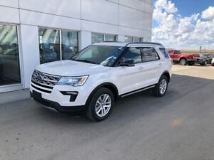 2018 Ford Explorer XLT  -  Bluetooth - Low Mileage