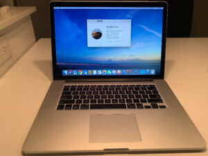 "MacBook Pro Retina 15"" - 512 GB SSD - nVidia GPU (2014/2015)"