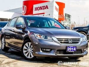 2014 Honda Accord EX-L - 1OWNER|LEATHER|SUNROOF|BLUETOOTH|