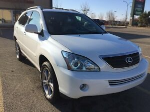 2006 Lexus RX400h Hybrid Leather Sunroof