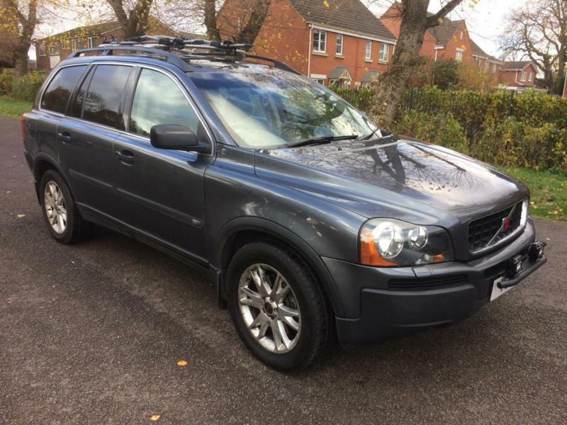 2004 04 Volvo Xc90 D5 Se Awd Auto 7 Seater Long Mot 08 2019 Cambelted Px Swaps In Coventry West Midlands Gumtree