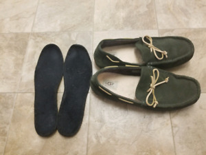 UGG Slip on/Slippers for men -  green size 11