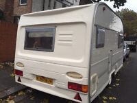 Caravan avondale 1998 with awning